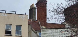 Roofing company Weymouth includes chimney installtion and removal in its services
